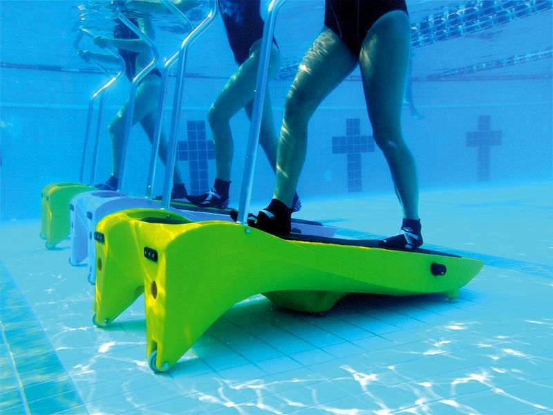 Image showing example of underwater treadmill