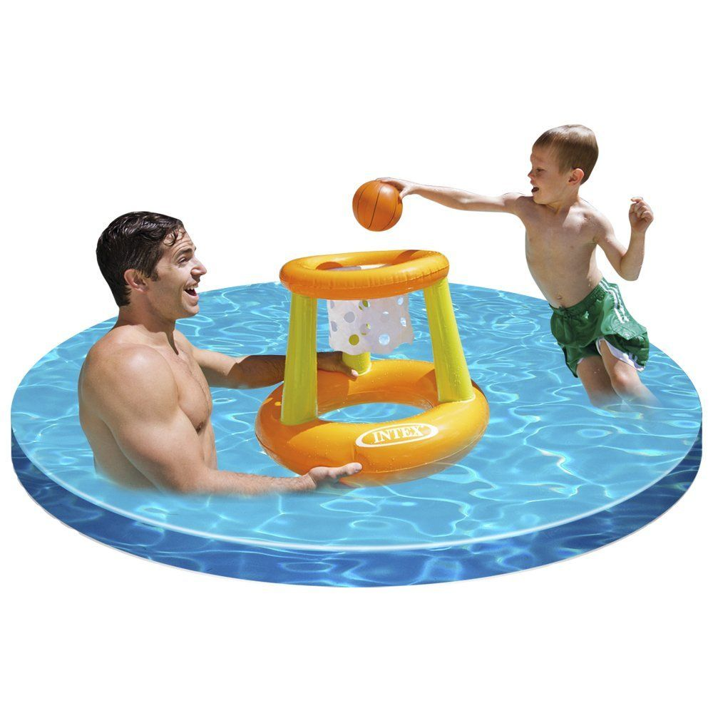 intex-floating-basketball-hoop for swimming pool
