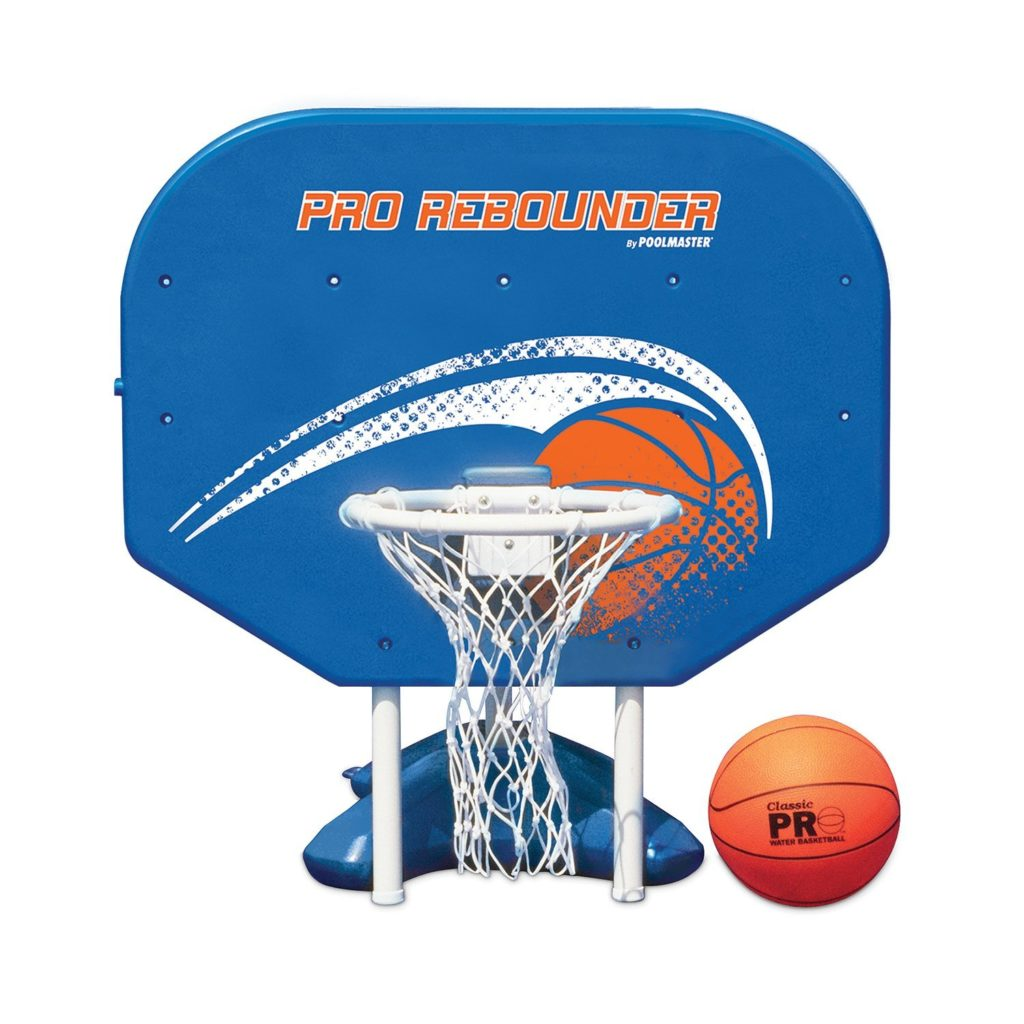 Poolmaster Pro Rebounder Inground Pool Basketball Hoop
