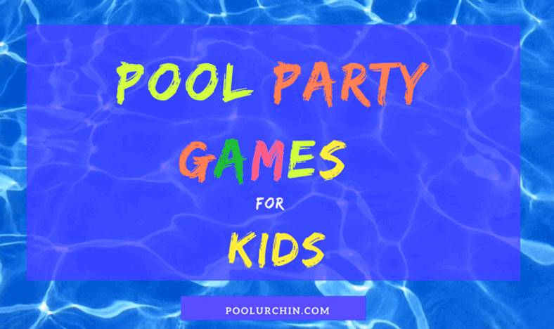 pool party games featured image