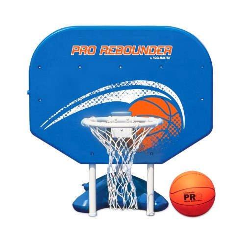 Poolmaster Pro Rebounder Poolside Combo Basketball Hoop
