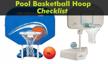 CHECKLIST Before You Buy A Pool Basketball Hoop