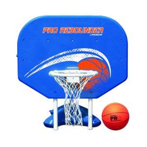 Pro Rebounder Poolmaster Poolside Combo Basketball Hoop