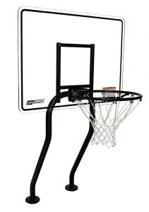 best pool basketball hoop for saltwater