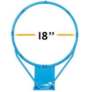 Dunnrite pool basketball hoop rim