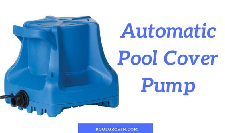 Little Giant Automatic Pool Cover Pump APCP 1700