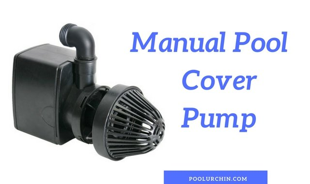 Little Giant Manual Pool Cover Pump PCP 550