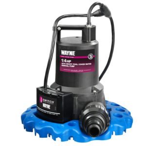 WAYNE WAPC250 1 4 HP Automatic Water Removal Pump Pool Cover Pump