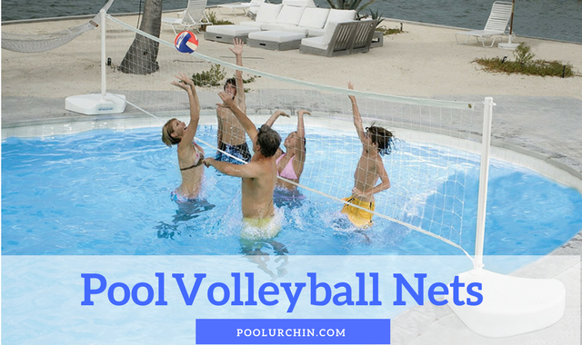 Best Pool Volleyball Nets