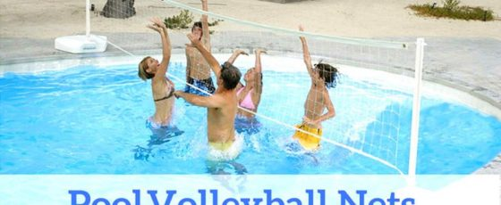 4 Of The Best Pool Volleyball Nets – Pool Fun For All Your Needs