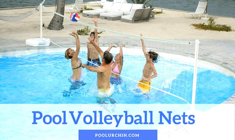 Best pool volleyball net sets featured image