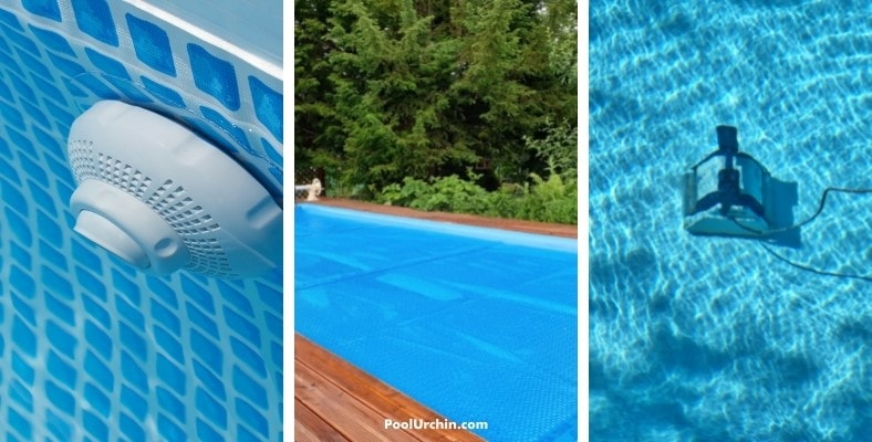 how should you clean a kiddie pool