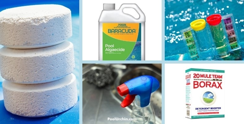 using chemicals safely for kiddie pool water