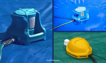 What Is A Swimming Pool Cover Pump?