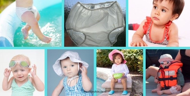 what should babies wear for swimming