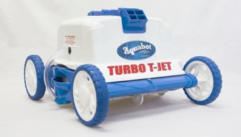 Aquabot ABTTJET Turbo T-Jet Robotic Pool Vacuum Review