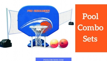 2020's Best Pool Basketball Volleyball Combo Game Sets – Water Sports Fun!