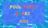 14 Perfect Pool Party Games for Preschoolers